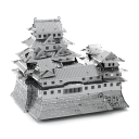 Metal Earth Himeji Castle Metalowy Model Wycinany Laserowo