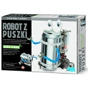 Green Science Robot z Puszki 8+, 4M 3270