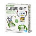 Robot Recykling Green Creativity 4M 4587
