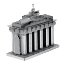 Metal Earth Brandenburg Gate Brama Brandenburska Model 3D Metalowy Laserowo Wycinany
