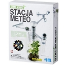 Green Science Stacja Pogody Meteo 8+, 4M 3279